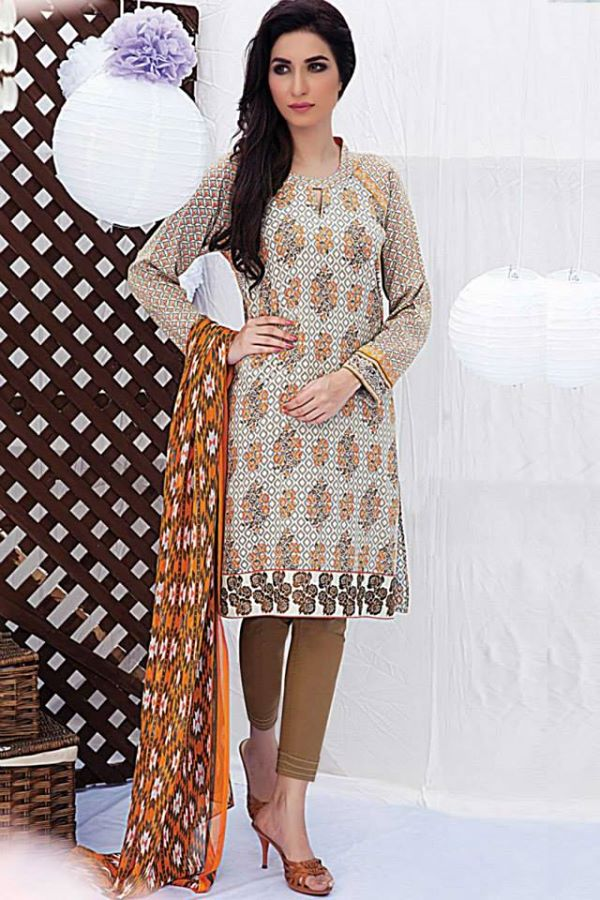 Satrani Bonanza Camric Lawn Winter Collection dresses 2014-2015 (15)