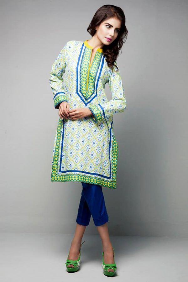 Satrani Bonanza Camric Lawn Winter Collection dresses 2014-2015 (6)