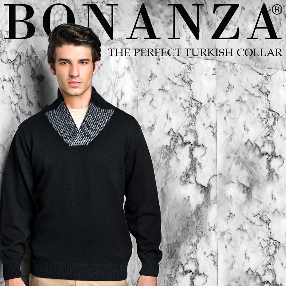 Bonanza Latest Winter Sweaters, Jackets & Coats Collection 2014-2015 for Men & Boys (25)