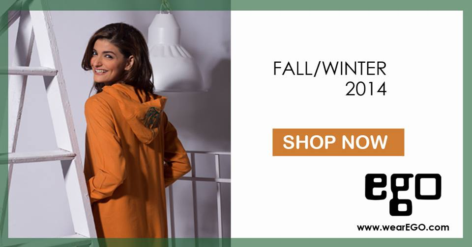 Ego Fall Winter Collection Stylish Dresses for Women 2014-2015 (13)