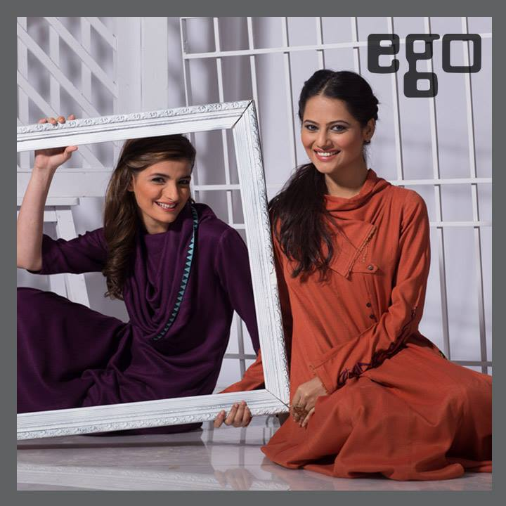 Ego Fall Winter Collection Stylish Dresses for Women 2014-2015 (15)