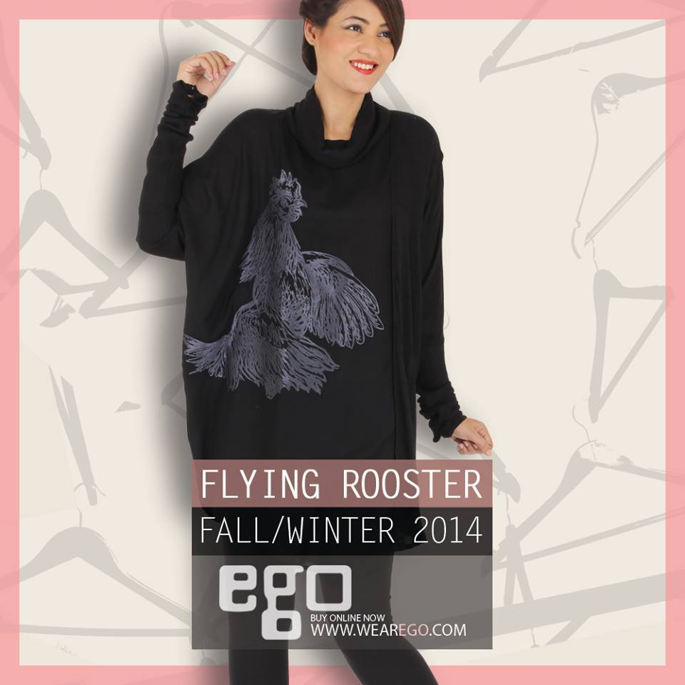 Ego Fall Winter Collection Stylish Dresses for Women 2014-2015 (25)