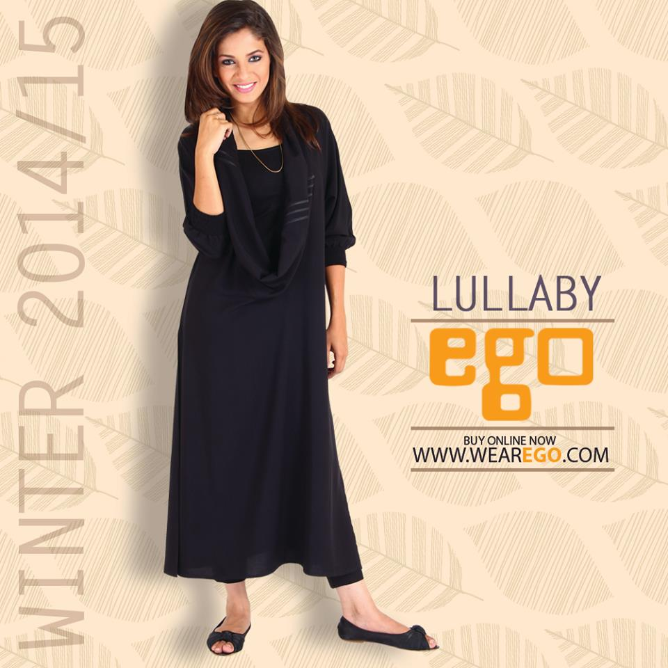 Ego Fall Winter Collection Stylish Dresses for Women 2014-2015 (26)
