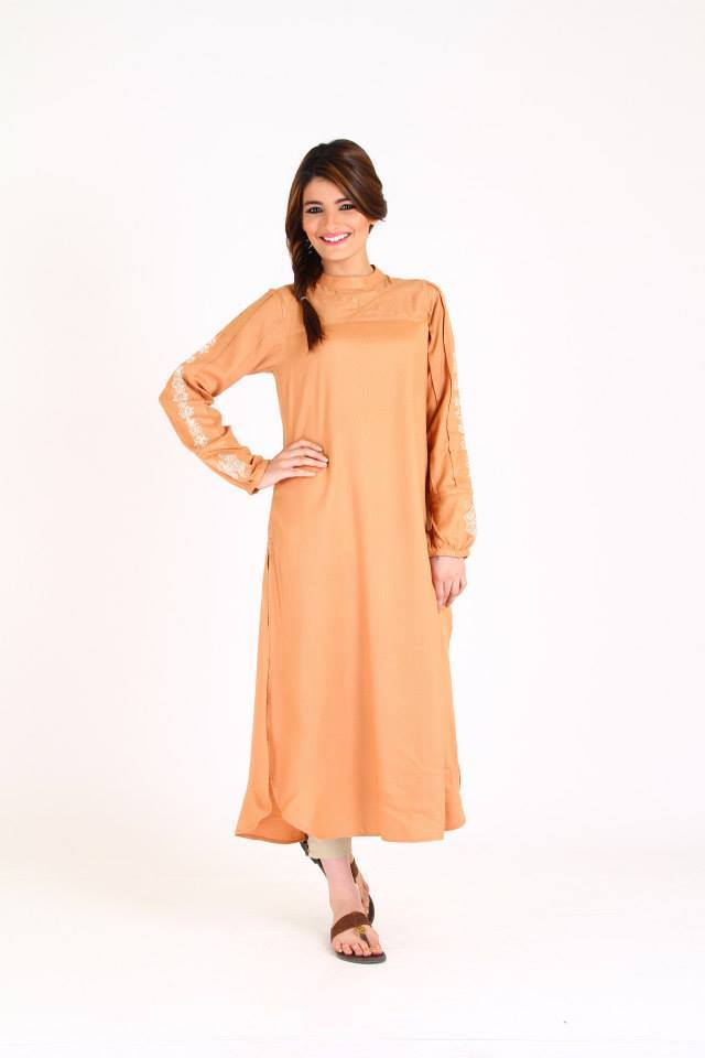 Ego Fall Winter Collection Stylish Dresses for Women 2014-2015 (28)