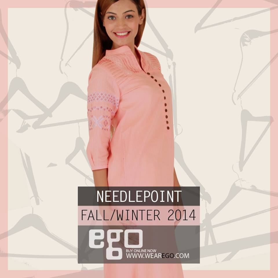 Ego Fall Winter Collection Stylish Dresses for Women 2014-2015 (3)