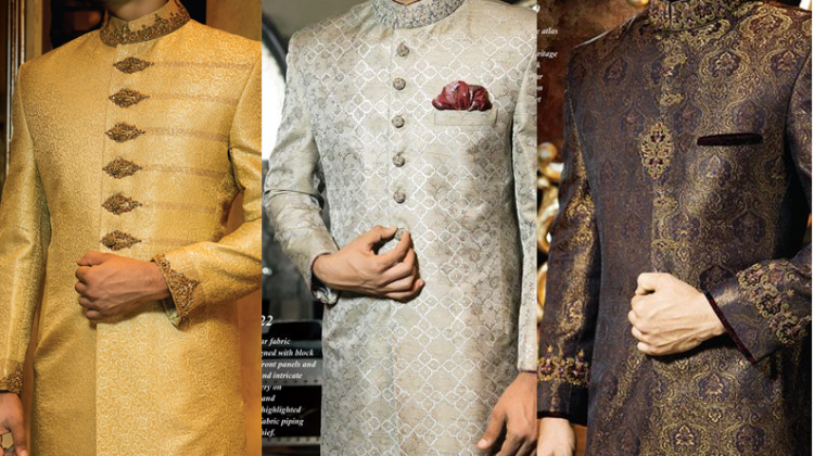 Juanid Jamshed Latest Couture Dresses & Sherwanis Collection for Weddings & Parties
