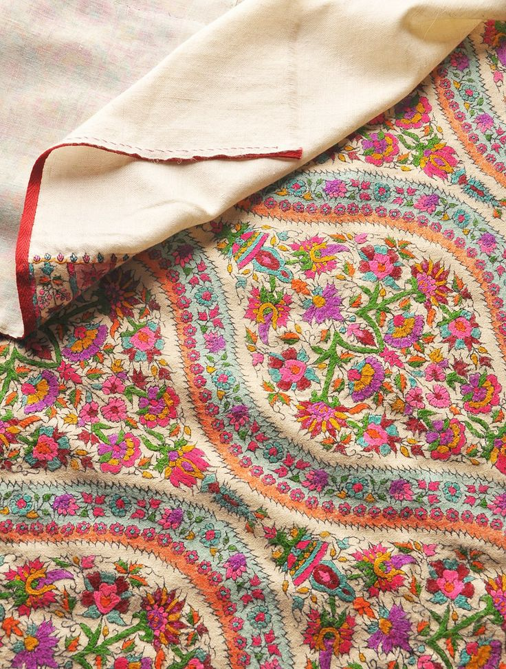 Kashmiri Shawls Collection Latest Winter Designs & Styles for Women 2015-2016 (11)