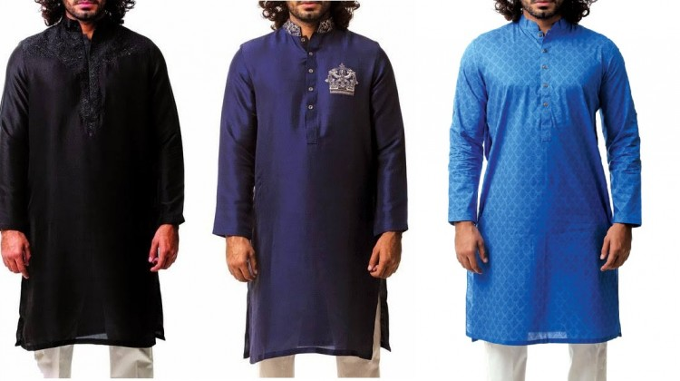 Latest Kurta Styles & Designs 2015 by Chinyere Kurta Collection 2015