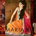 Maria B Bridal Dresses Collection 2017-2018 for Wedding Brides