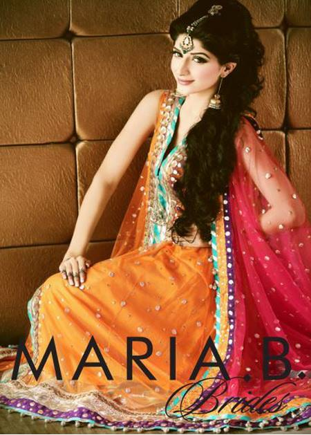 Maria B Latest Bridal dresses Collection 2015-2016 for Wedding Brides (16)