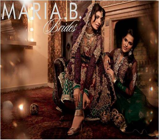 Maria B Latest Bridal dresses Collection 2015-2016 for Wedding Brides (18)
