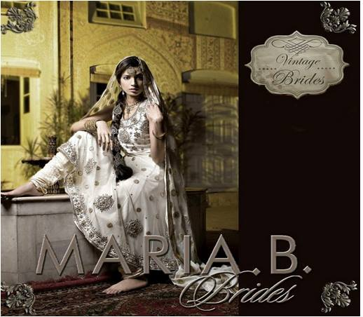 Maria B Latest Bridal dresses Collection 2015-2016 for Wedding Brides (29)