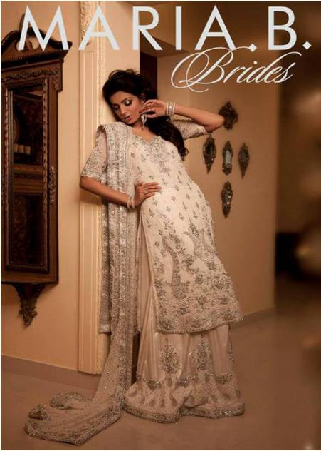 Maria B Latest Bridal dresses Collection 2015-2016 for Wedding Brides (30)