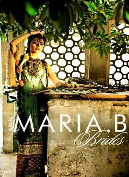 Maria B Latest Bridal dresses Collection 2015-2016 for Wedding Brides (31)