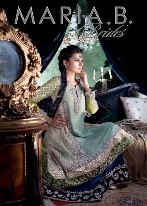 Maria B Latest Bridal dresses Collection 2015-2016 for Wedding Brides (33)