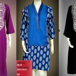 Latest Styles & Designs of Women Kurtas 2016-17 by Change Kurta Collection