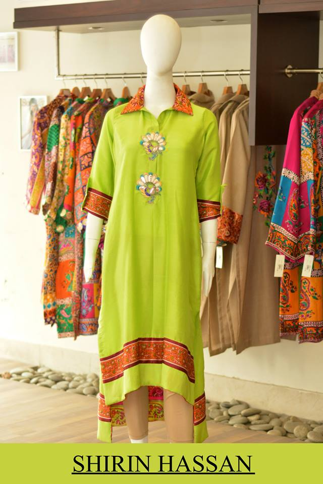 New Digital Kurtis & Suits By Shirin Hassan Winter Collection 2015 (26)
