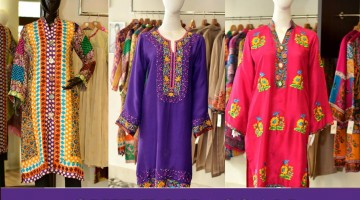 New Digital Kurtis & Suits By Shirin Hassan Winter Collection 2015