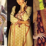 Orient Textiles Latest Fall Winter Dresses Collection for Women 2014-2015