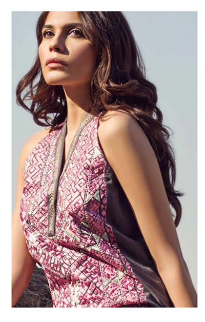 Sana Safinaz Latest Winter Shawls Collection Designer Ready Made Dresses for Women 2014-2015 (15)