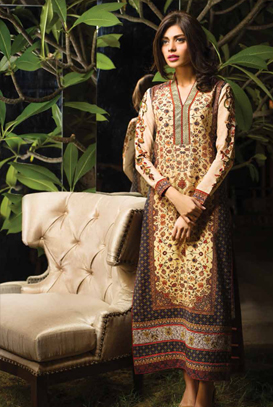 Asim Jofa Latest Winter Embroidered Dresses Collection for Women 2014-2015 (28)