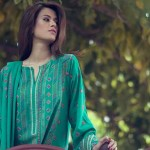 Bareeze Trendy Embroidered Dresses Classic Winter Collection 2015