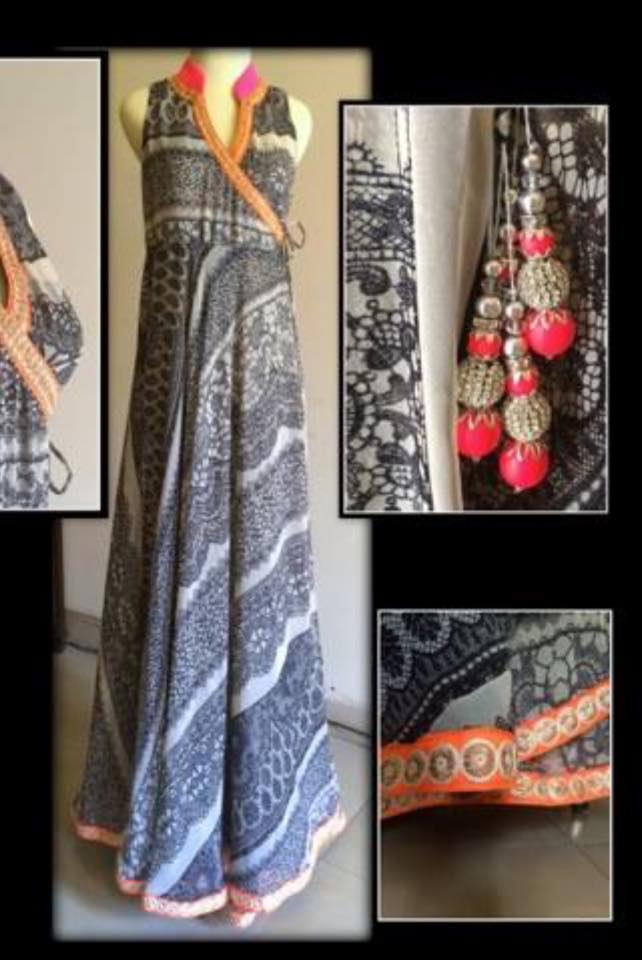 Latest Collection Asian fashion Long Pishwas Dresses & Anarkali Frocks for Women 2015-2016 (10)