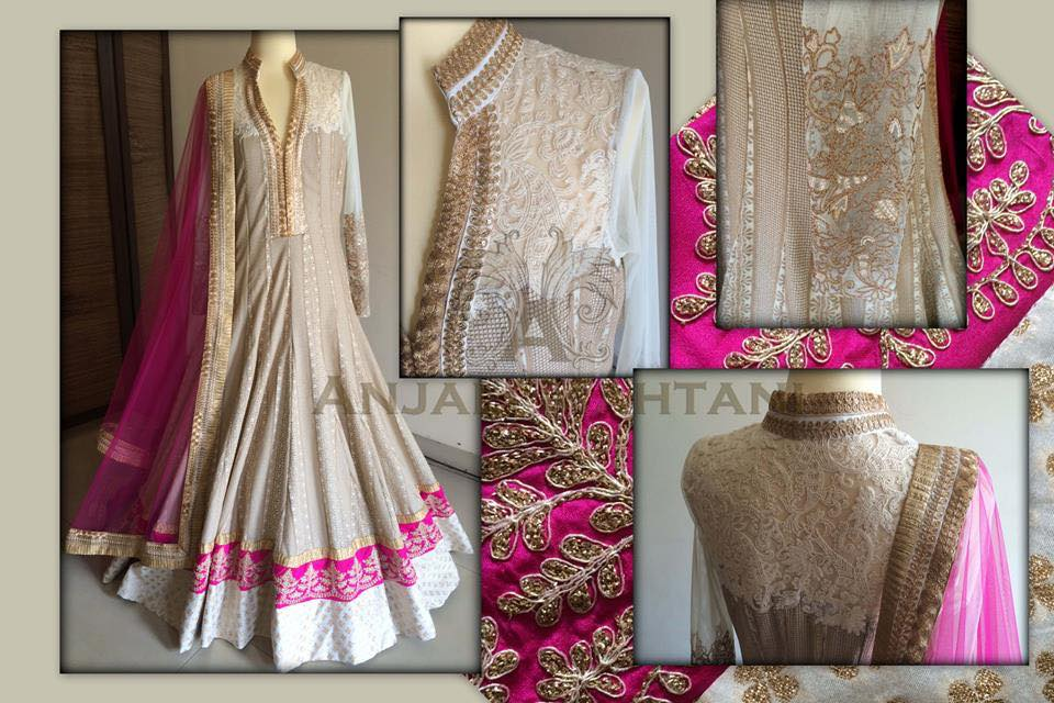 Latest Collection Asian fashion Long Pishwas Dresses & Anarkali Frocks for Women 2015-2016 (13)