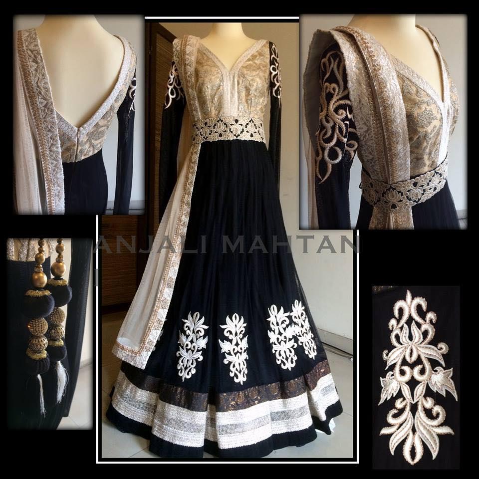 Latest Collection Asian fashion Long Pishwas Dresses & Anarkali Frocks for Women 2015-2016 (22)