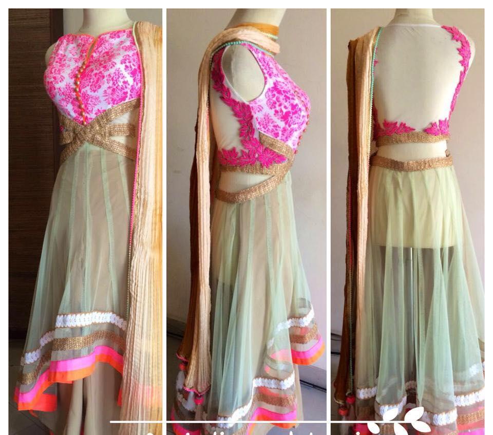 Latest Collection Asian fashion Long Pishwas Dresses & Anarkali Frocks for Women 2015-2016 (5)