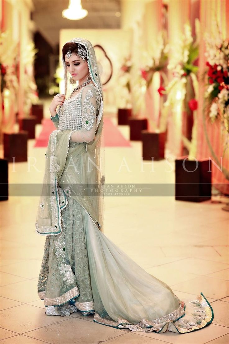 Pakistani walima dresses for bridals