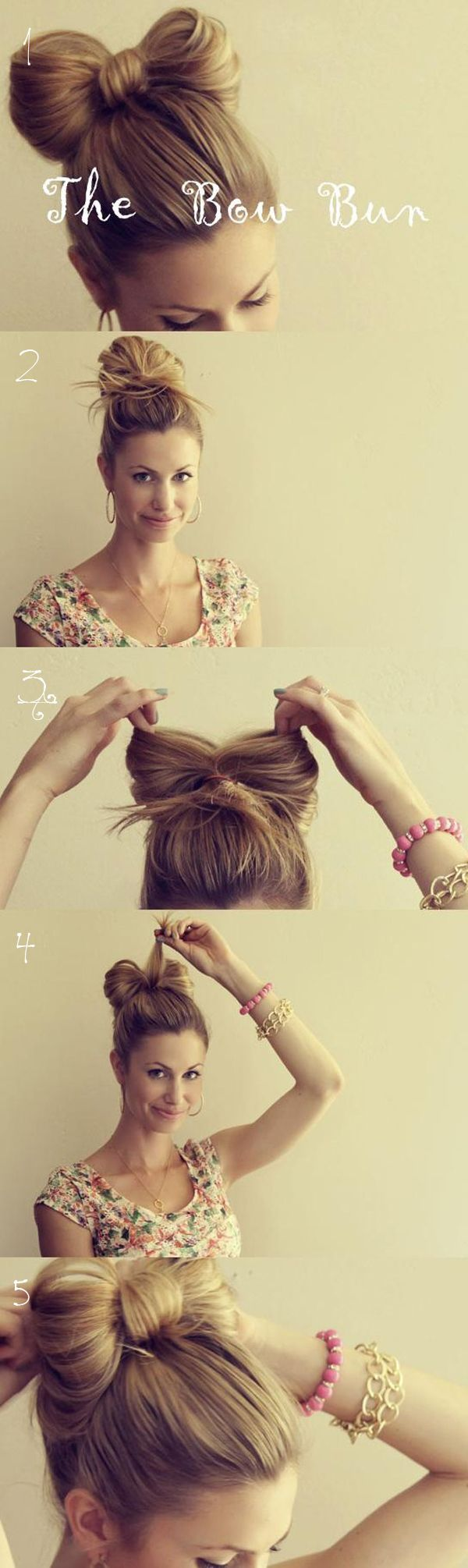 Long Hairstyles for Girls Step By Step Tutorial & Trends with Pictures (17)