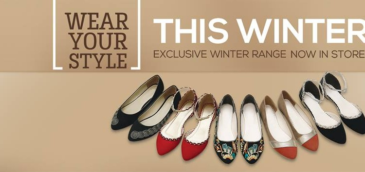 Stylo Shoes Latest Fall Winter Collection 2015 - Trendy Footwear For Women & Kids (9)