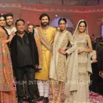 Umer Sayeed Bridal Dresses Collection 2015 at Telenor Bridal Couture Week 2014-15