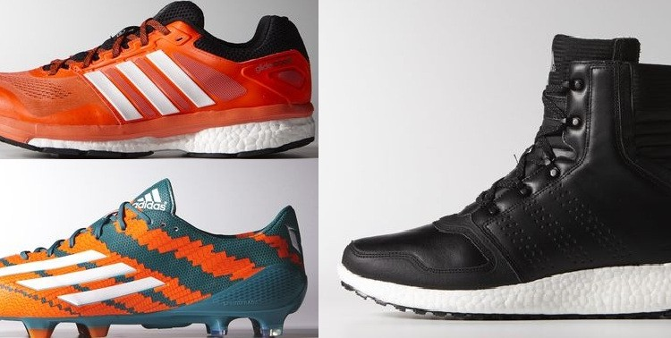 Adidas Men Boots Latest Formal Shoes & Sandals Collection 2015-2016