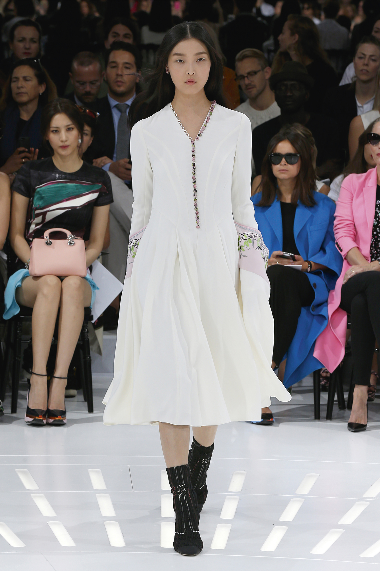 Christian Dior Haute Couture Spring-Summer Ready To Wear Dresses & Accessories Collection 2015-16 (1)