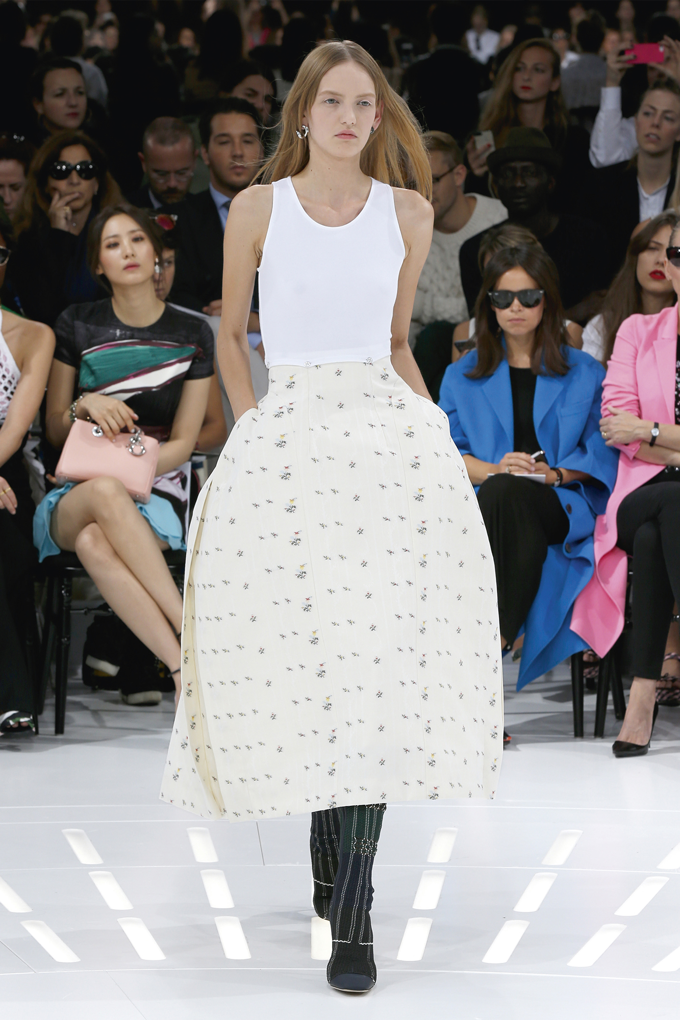 Christian Dior Haute Couture Spring-Summer Ready To Wear Dresses & Accessories Collection 2015-16 (10)