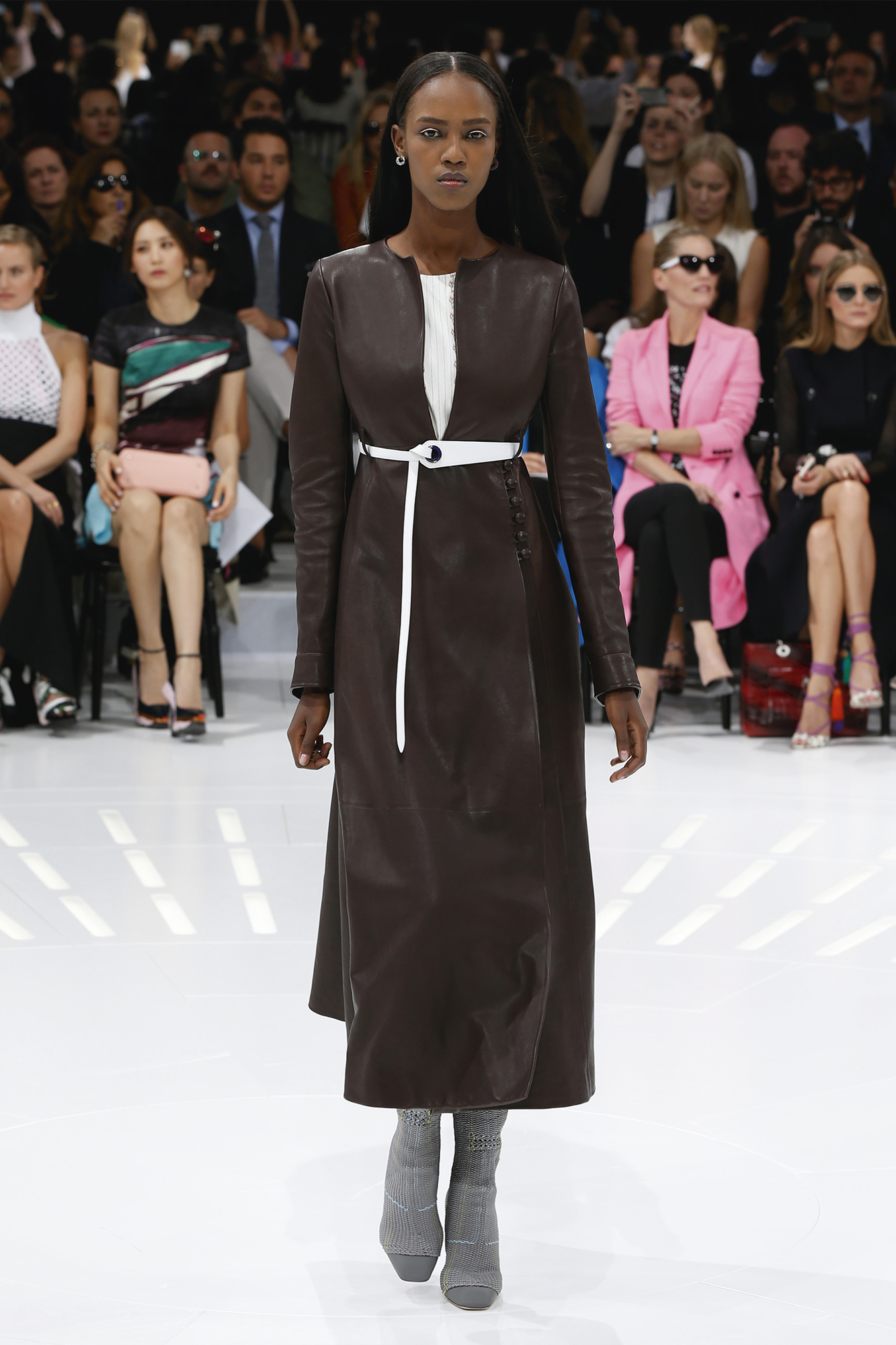 Christian Dior Haute Couture Spring-Summer Ready To Wear Dresses & Accessories Collection 2015-16 (15)
