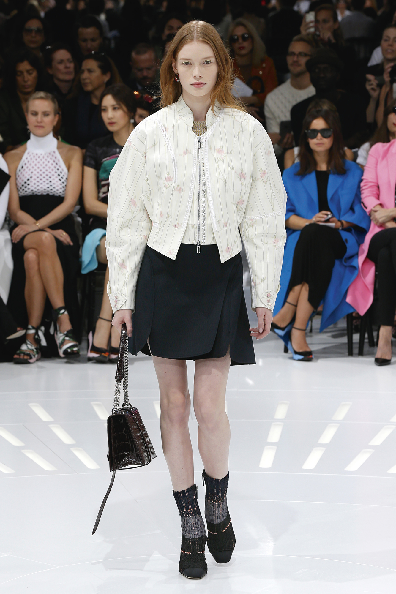 Christian Dior Haute Couture Spring-Summer Ready To Wear Dresses & Accessories Collection 2015-16 (22)