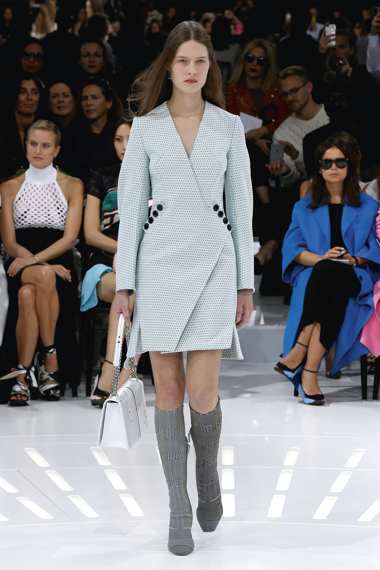 Christian Dior Haute Couture Spring-Summer Ready To Wear Dresses & Accessories Collection 2015-16 (25)