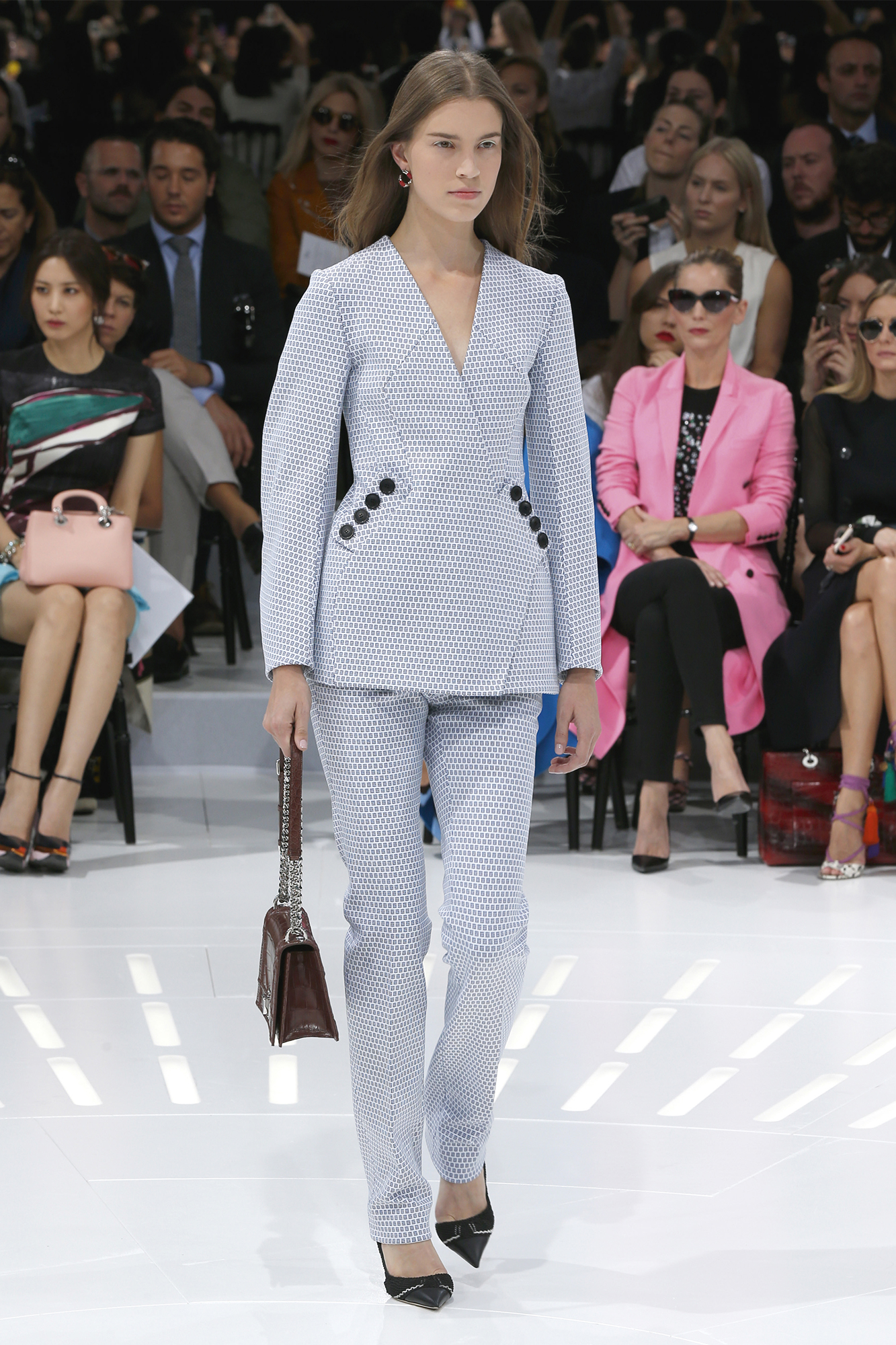 Christian Dior Haute Couture Spring-Summer Ready To Wear Dresses & Accessories Collection 2015-16 (26)