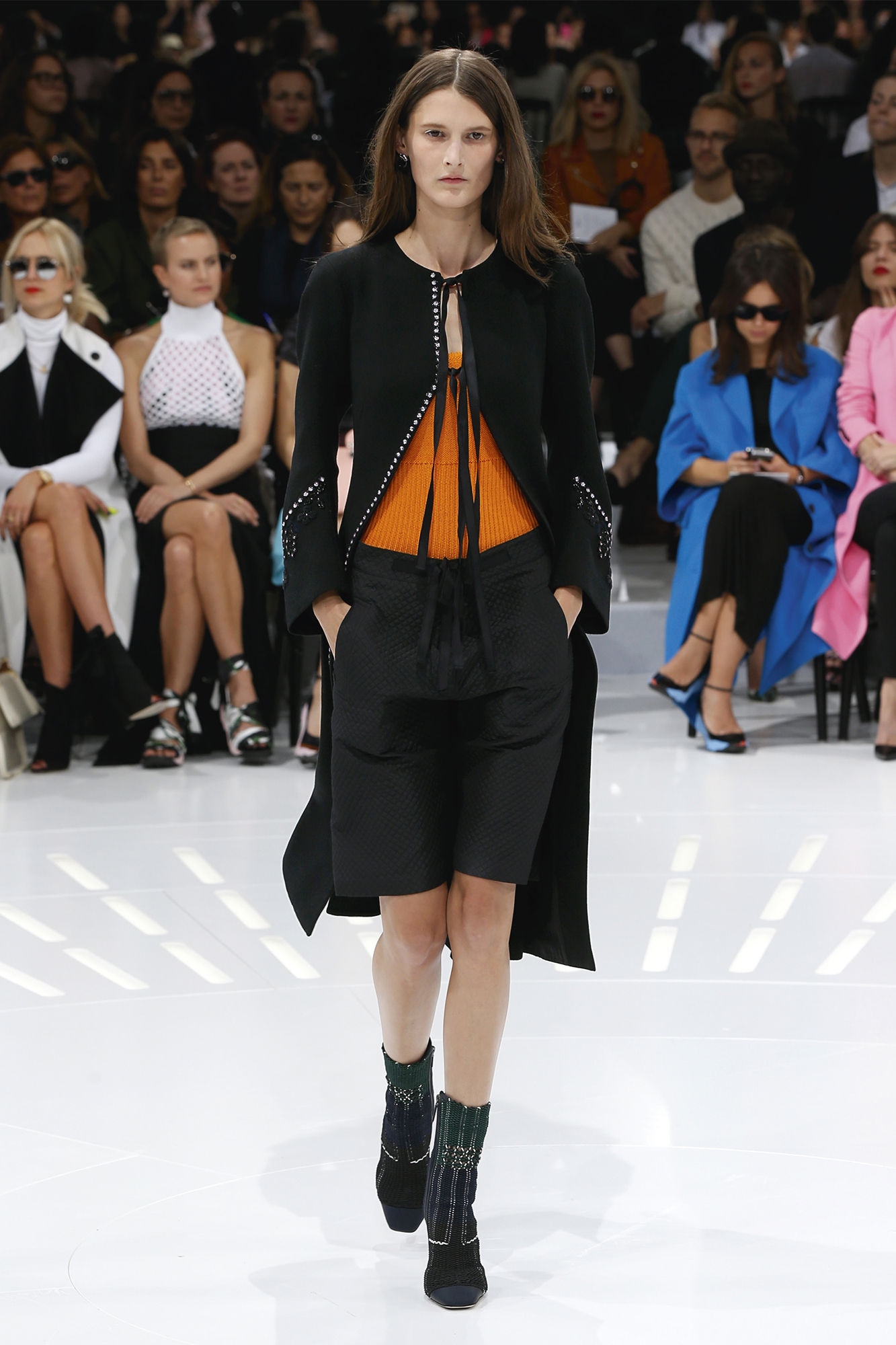 Christian Dior Haute Couture Spring-Summer Ready To Wear Dresses & Accessories Collection 2015-16 (29)