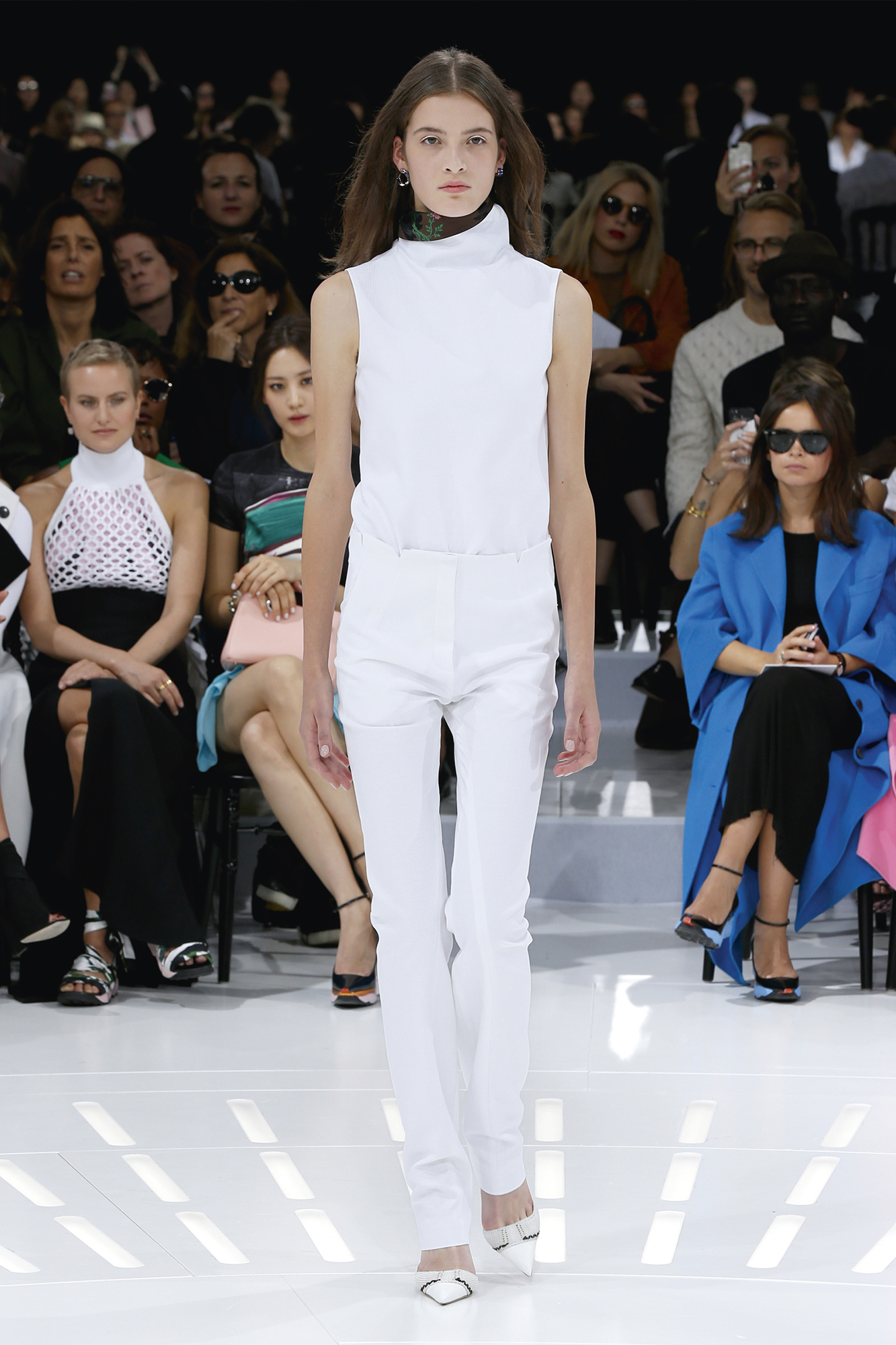 Christian Dior Haute Couture Spring-Summer Ready To Wear Dresses & Accessories Collection 2015-16 (3)