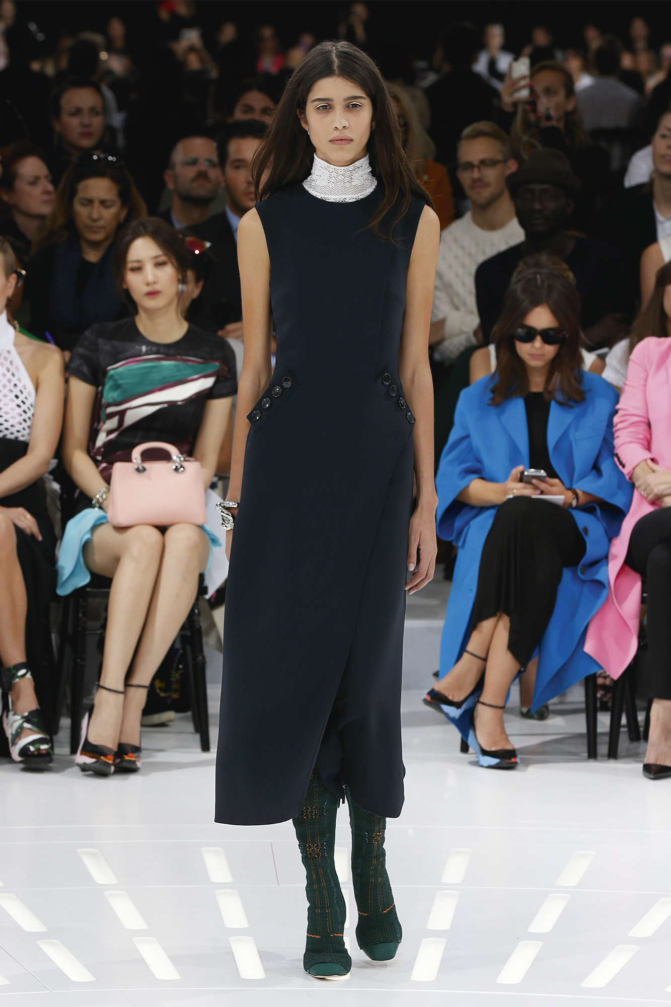 Christian Dior Haute Couture Spring-Summer Ready To Wear Dresses & Accessories Collection 2015-16 (30)