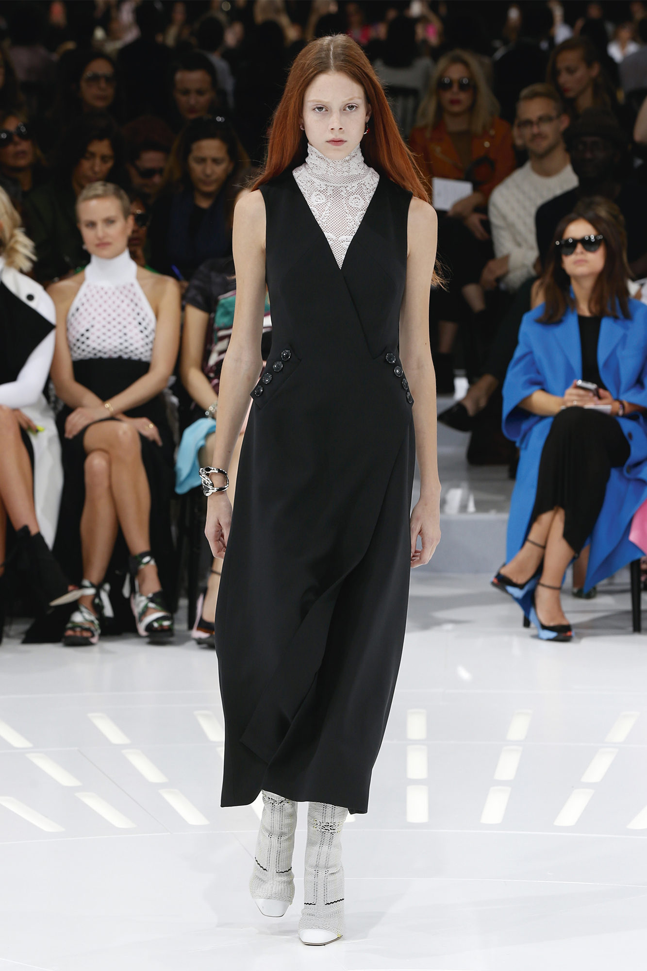 Christian Dior Haute Couture Spring-Summer Ready To Wear Dresses & Accessories Collection 2015-16 (31)