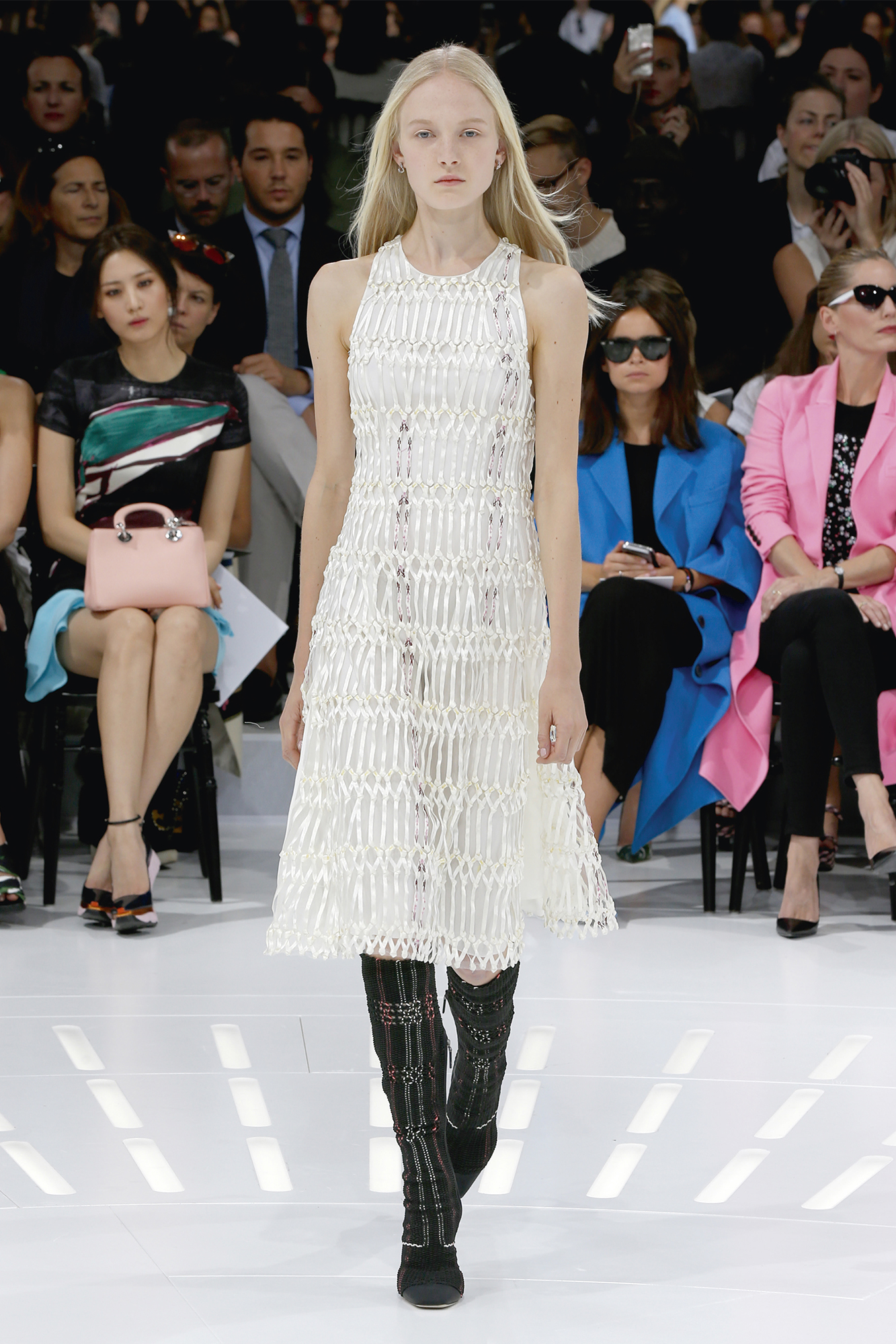 Christian Dior Haute Couture Spring-Summer Ready To Wear Dresses & Accessories Collection 2015-16 (33)