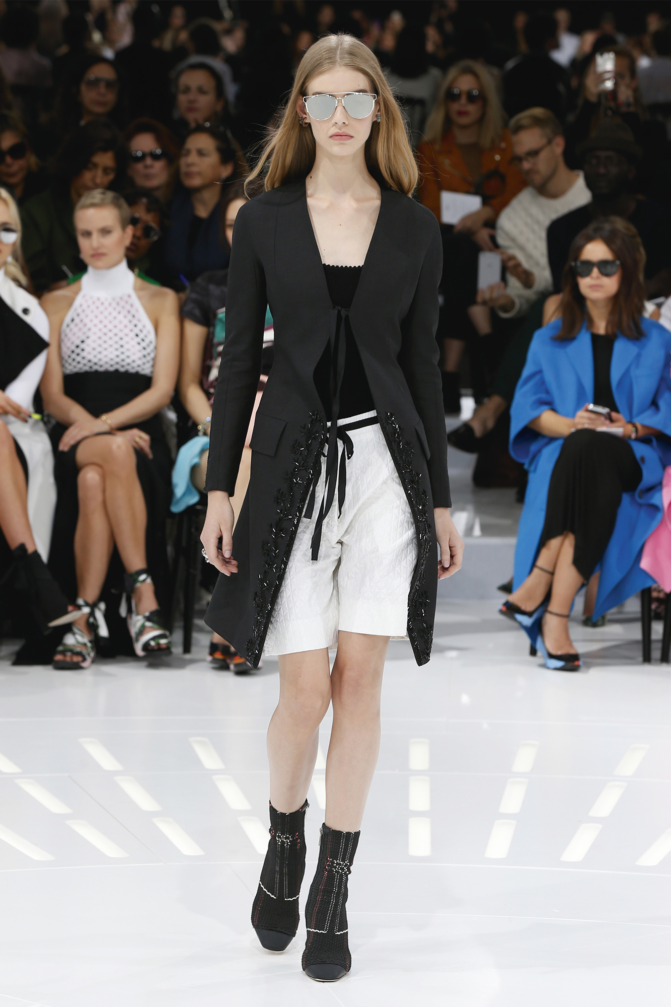 Christian Dior Haute Couture Spring-Summer Ready To Wear Dresses & Accessories Collection 2015-16 (36)