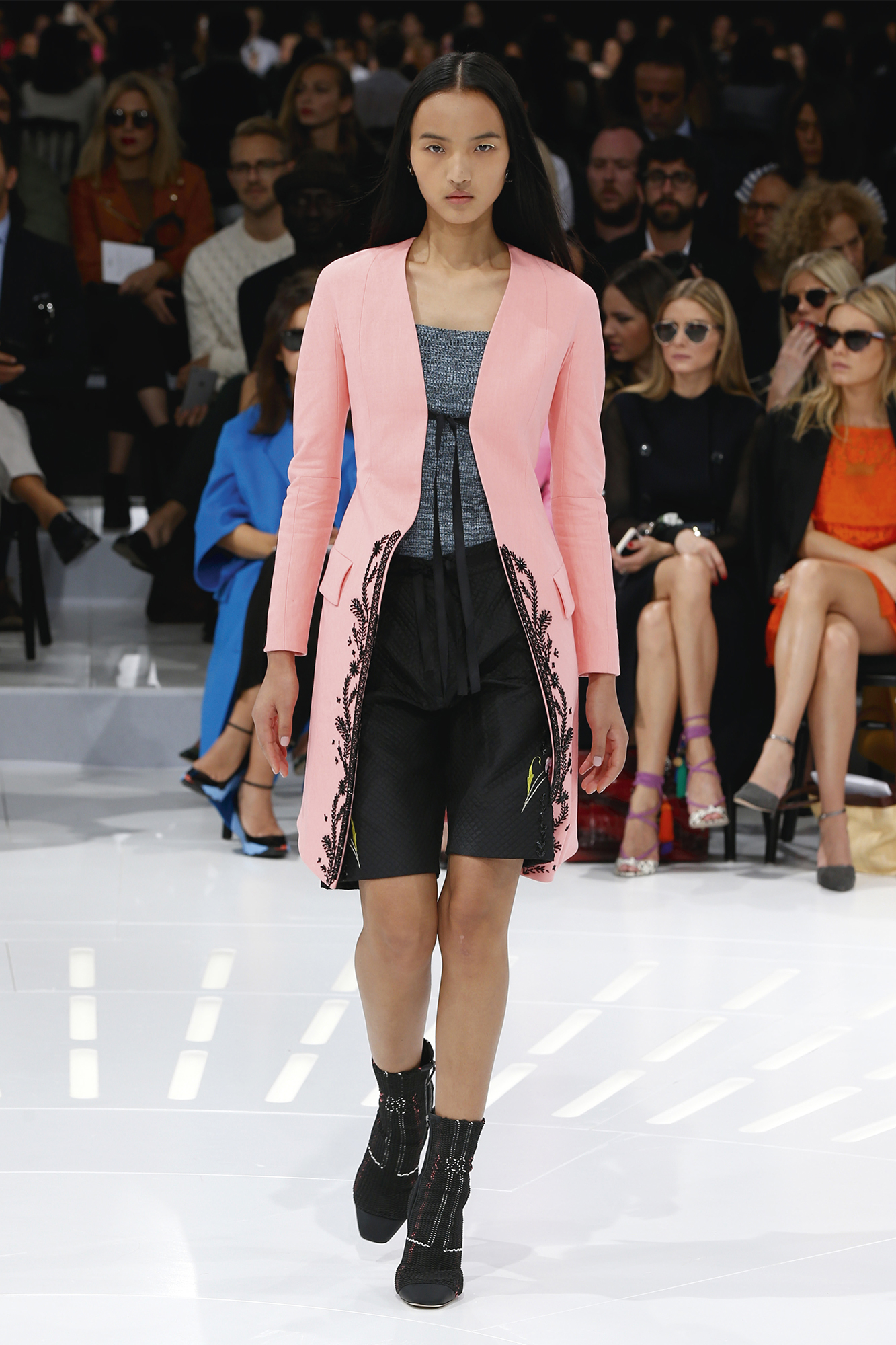 Christian Dior Haute Couture Spring-Summer Ready To Wear Dresses & Accessories Collection 2015-16 (38)