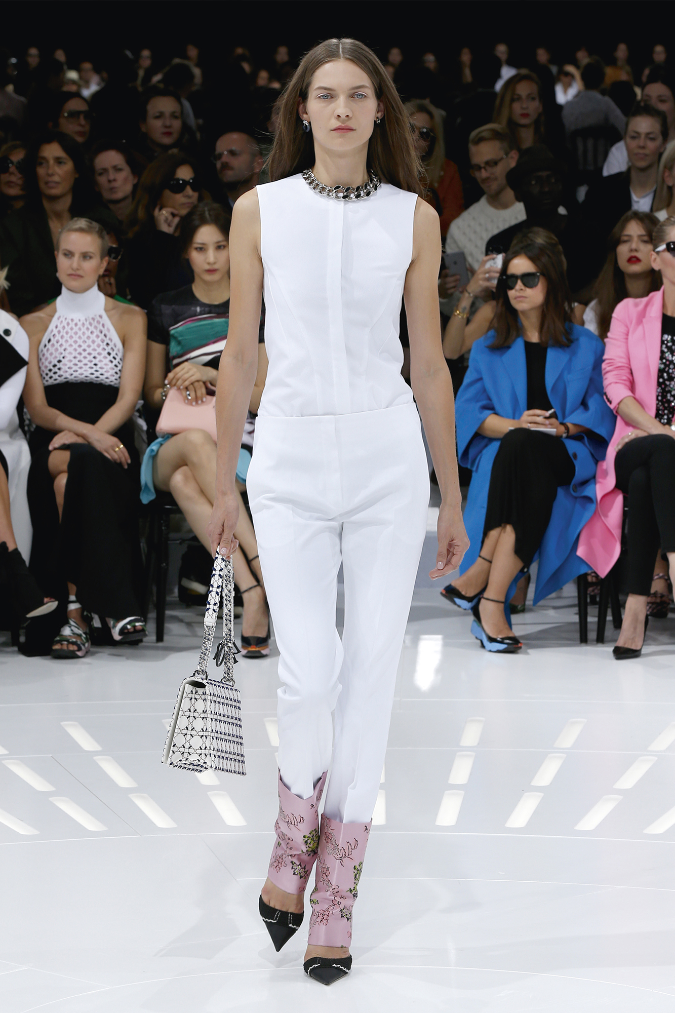 Christian Dior Haute Couture Spring-Summer Ready To Wear Dresses & Accessories Collection 2015-16 (4)