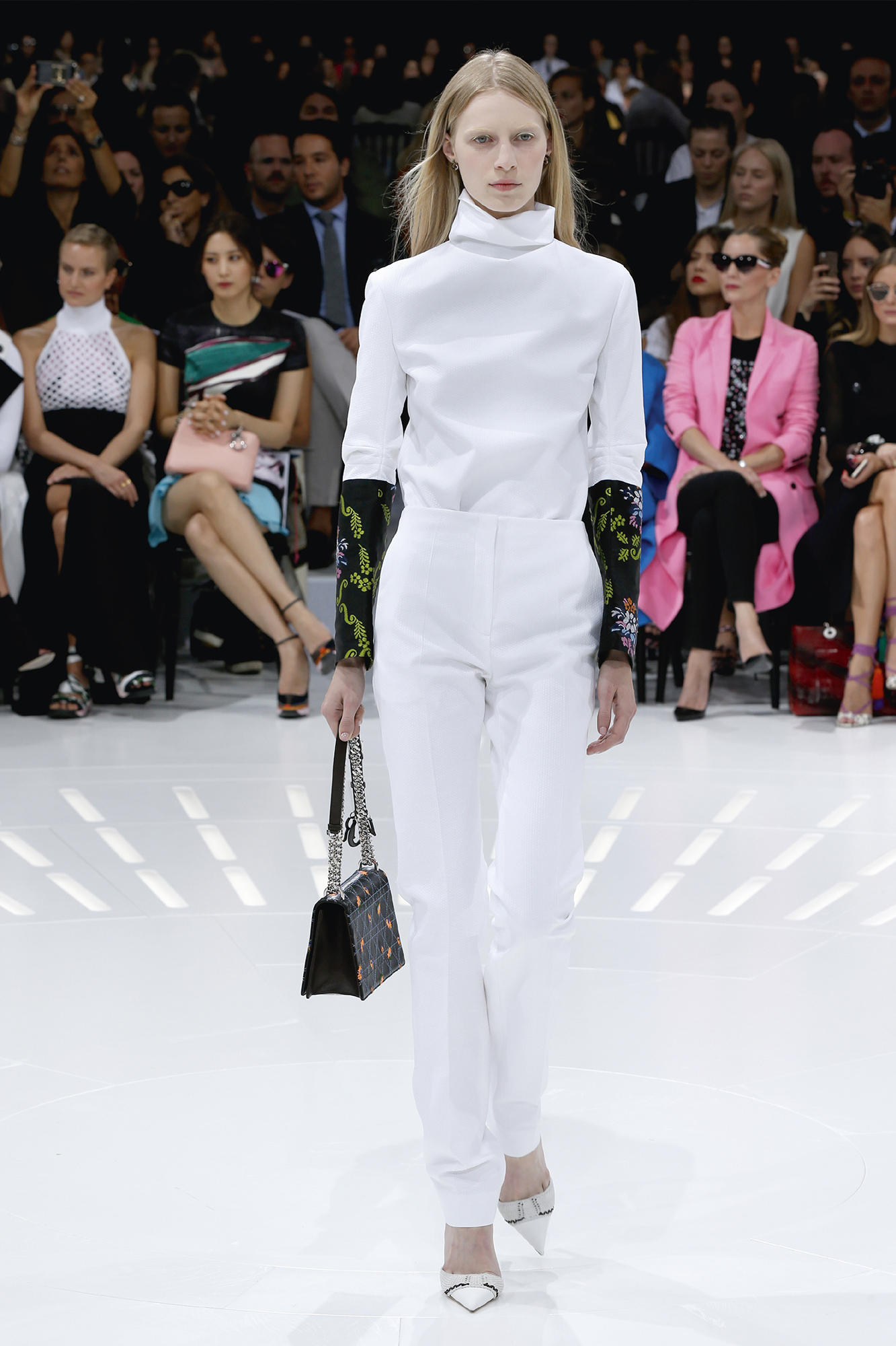 Christian Dior Haute Couture Spring-Summer Ready To Wear Dresses & Accessories Collection 2015-16 (5)